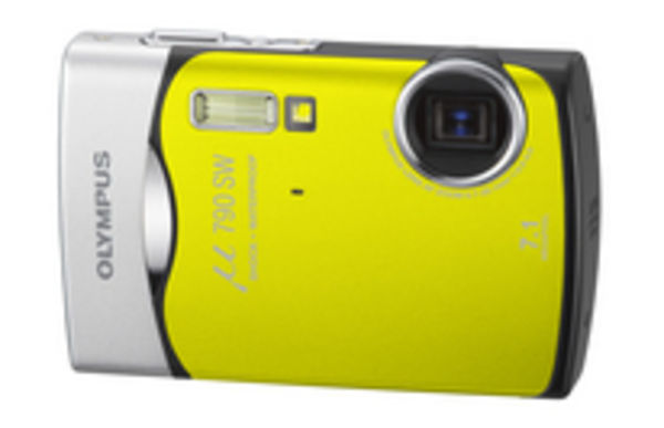 Olympus µ 790 SW Lime Green