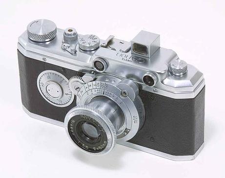 История Развития Фототехники