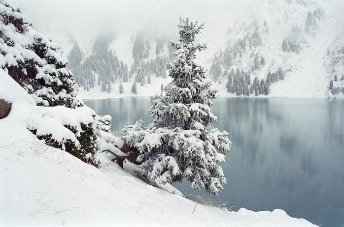 Живое озеро