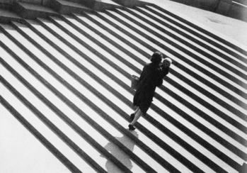 Фото Александра Родченко. Лестница. 1925г.