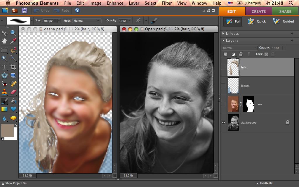 Как сделать чтобы фотошоп быстрее работал