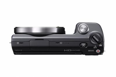 Фотоаппарат со сменными объективами Sony NEX-5K Kit 18-55 Black.