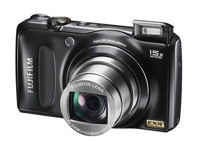 Fujifilm FinePix F300 и S2800HD