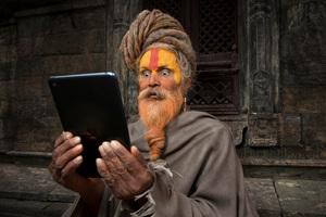 yeeees .. There is Wi-Fi! © Ali Al-Zaidi