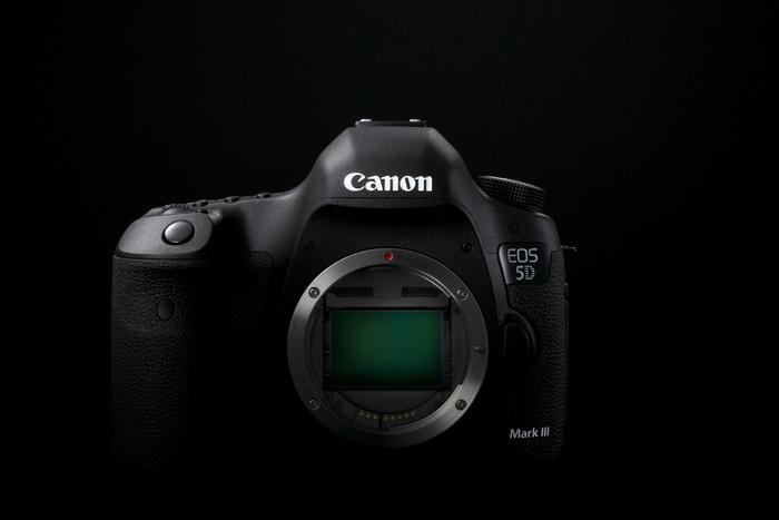 Canon EOS 5D Mark III: неделя с экспертом