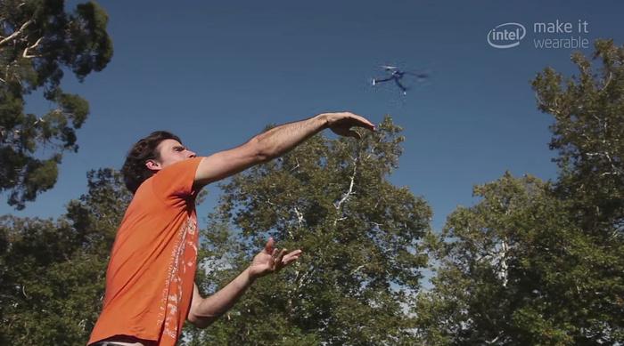 Летающие Часы-Видеокамера Уже Реальность! рис 2