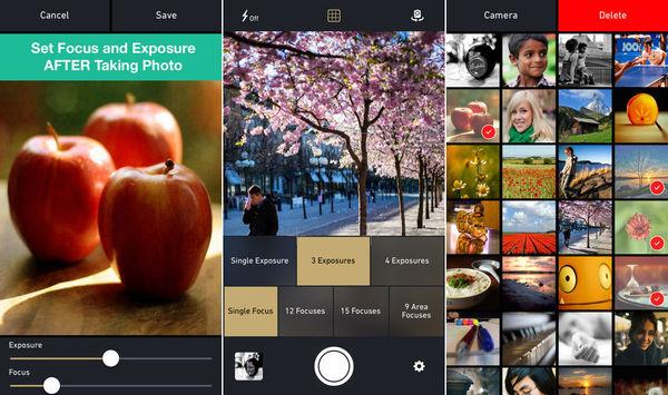 программа обработки фото iphone