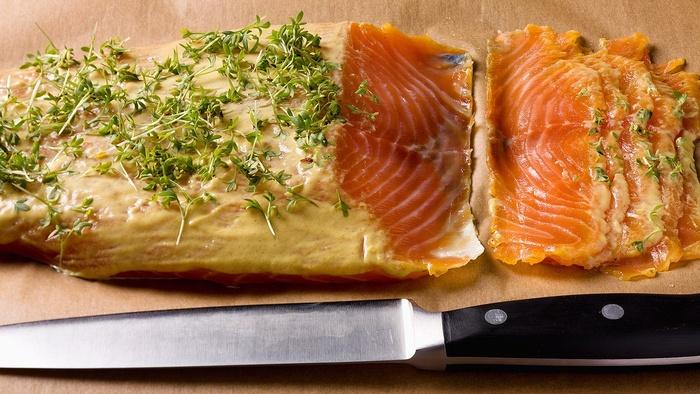 Как солить в домашних условиях лосося
