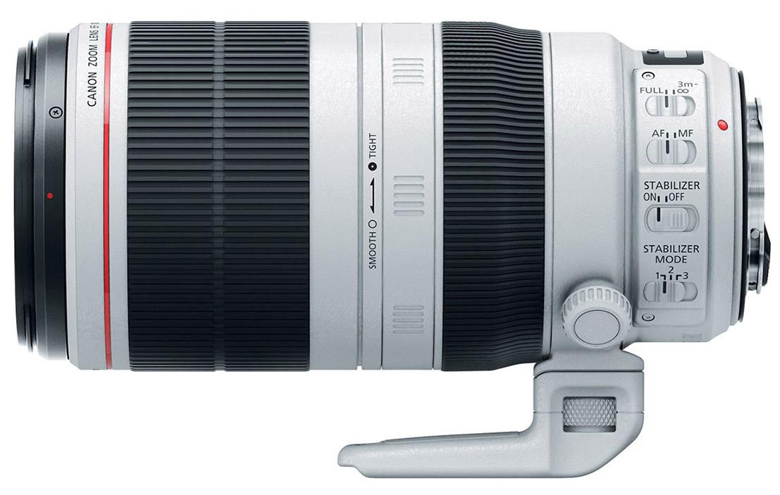 Анонсирован объектив Canon EF