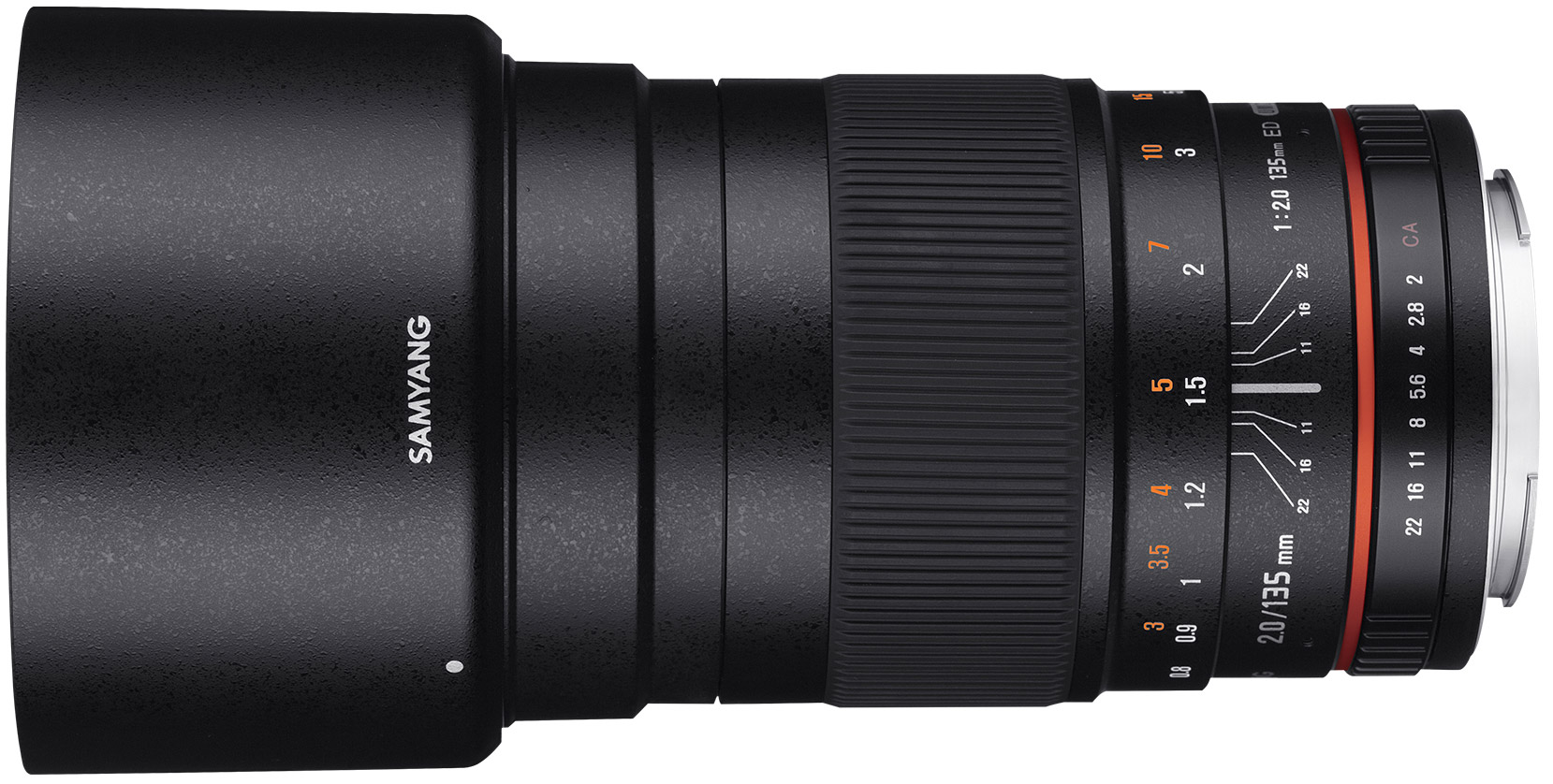 Объектив Samyang Fujifilm X 50 mm T1.3 AS UMC CS
