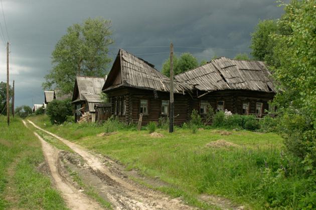 Деревня на снимках Андрея Кременчука