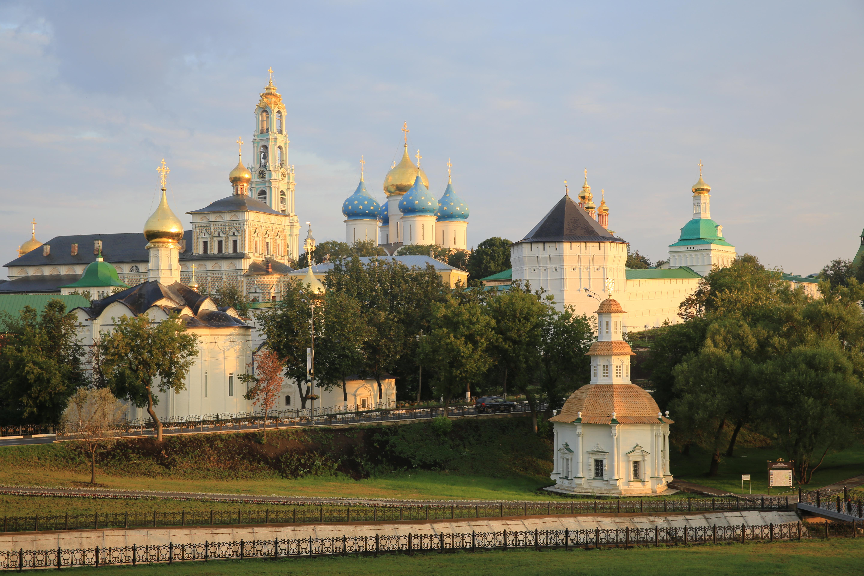монастыри россии видео