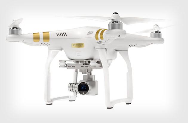 DJI Phantom 3 – видеосъемка 4K в бюджетной линейке дронов