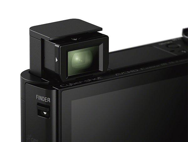 Sony Cyber-shot HX90V и WX500 – самые маленькие в мире камеры с зумом 30х
