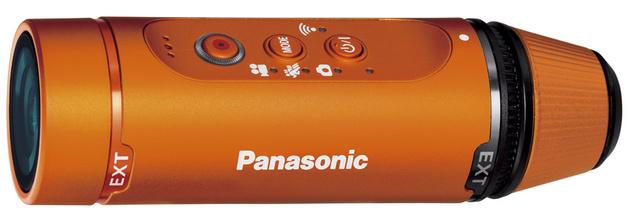 Panasonic HX-A1 – ультракомпактная экшн-камера защищенного исполнения