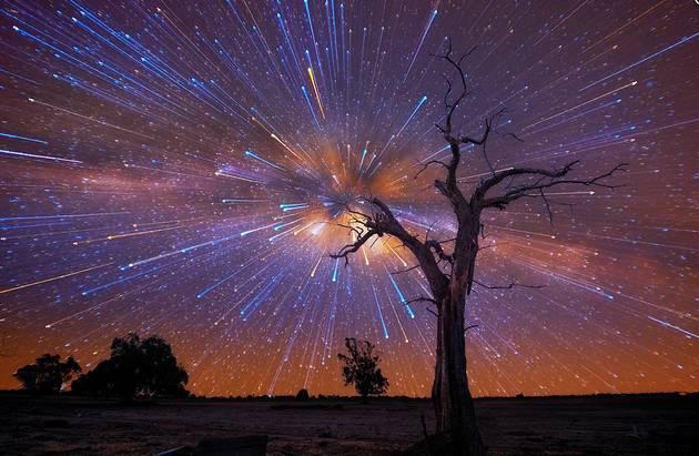 Невероятные звездные пейзажи Линкольна Харрисона