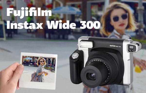 Обзор Fujifilm Instax Wide 300: примеры фотографий и отзывы
