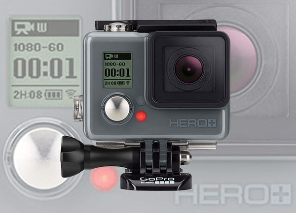 Бюджетная экшн-камера GoPro HERO+ с видео 1080@60p и Wi-Fi