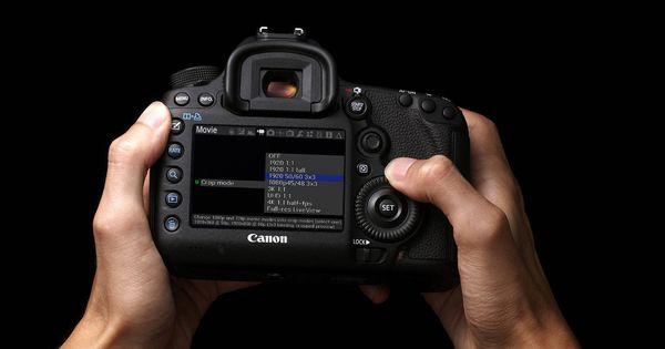 Новая прошивка Magic Lantern добавляет видеосъемку 4K RAW в Canon 5D