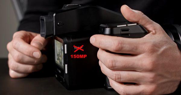 В 2018 году Sony планирует выпустить среднеформатную матрицу 150 Мп