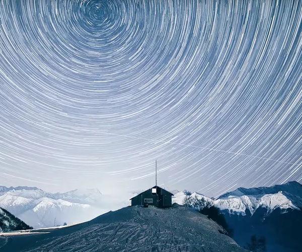 Мастер-класс: Кирилл Умрихин. Фотографируем ночное небо и звёзды в горах