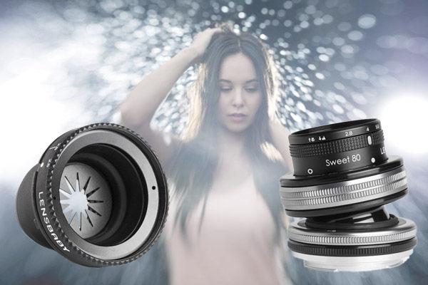 Два креативных объектива Lensbaby – Composer Pro II и Bokeh Optic