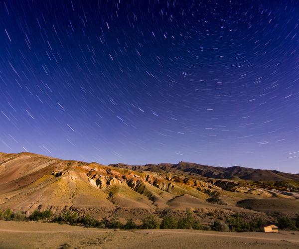 Вооружённый глаз: как фотографировать ночные пейзажи