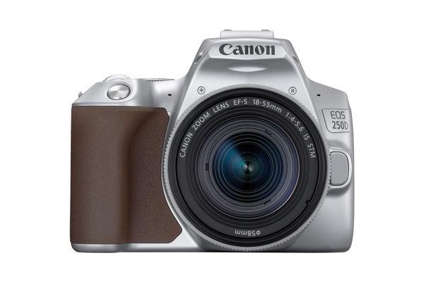Canon EOS 250D — самая легкая в мире зеркалка с поворотным экраном