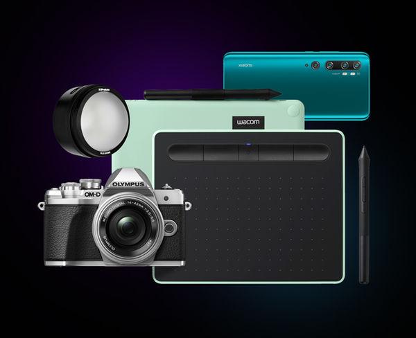 Техника для начинающего фотографа: интересные гаджеты и устройства. 2020 год