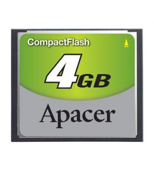 Apacer CompactFlash