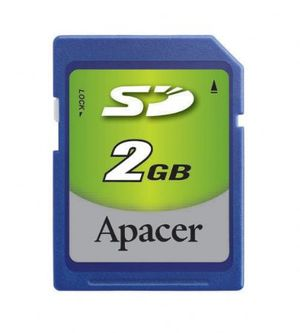 Apacer Secure Digital