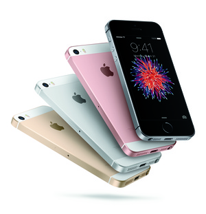 Смартфоны Apple iPhone SE 64Gb