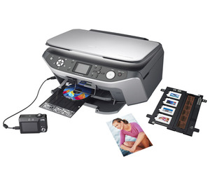 Принтер Epson Stylus Photo RX640