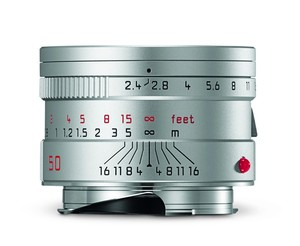 Leica Summarit-M 50mm f/2.4 ASPH