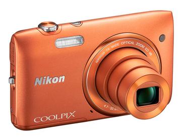 Компактный фотоаппарат Nikon Coolpix S3500 ...