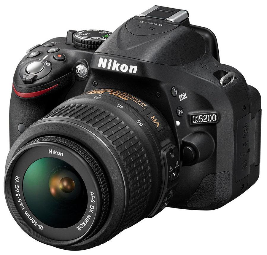 Фотоаппарат никон д 5200 инструкция