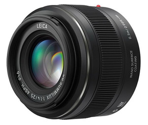Panasonic Leica DG Summilux 25 mm F1.4 ASPH