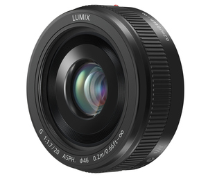 Panasonic Lumix G 20mm F1.7 II ASPH