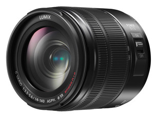Panasonic Lumix G Vario 14-140mm f/3.5-5.6 ASPH. Power.O.I.S.