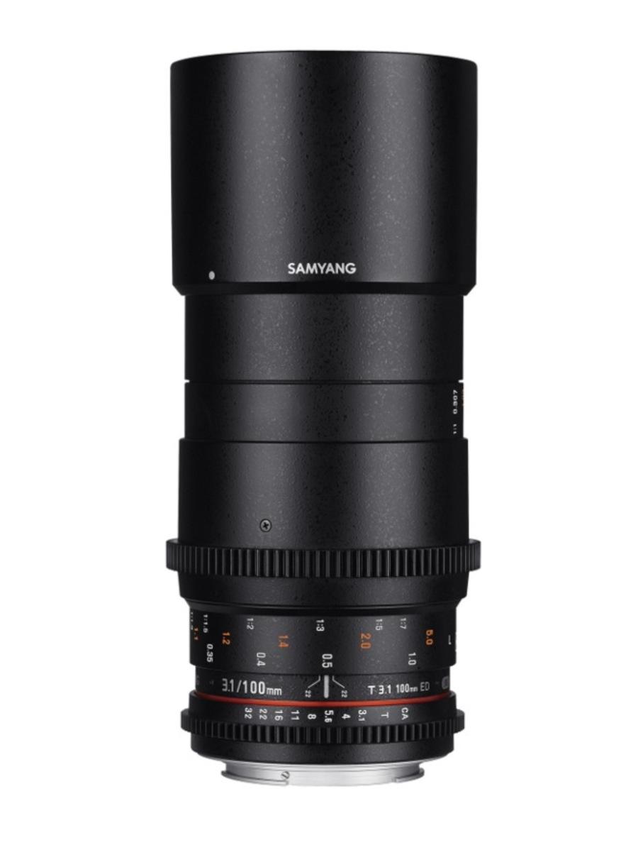 Объектив Samyang Fujifilm X 20 mm f/1.8 ED AS UMC