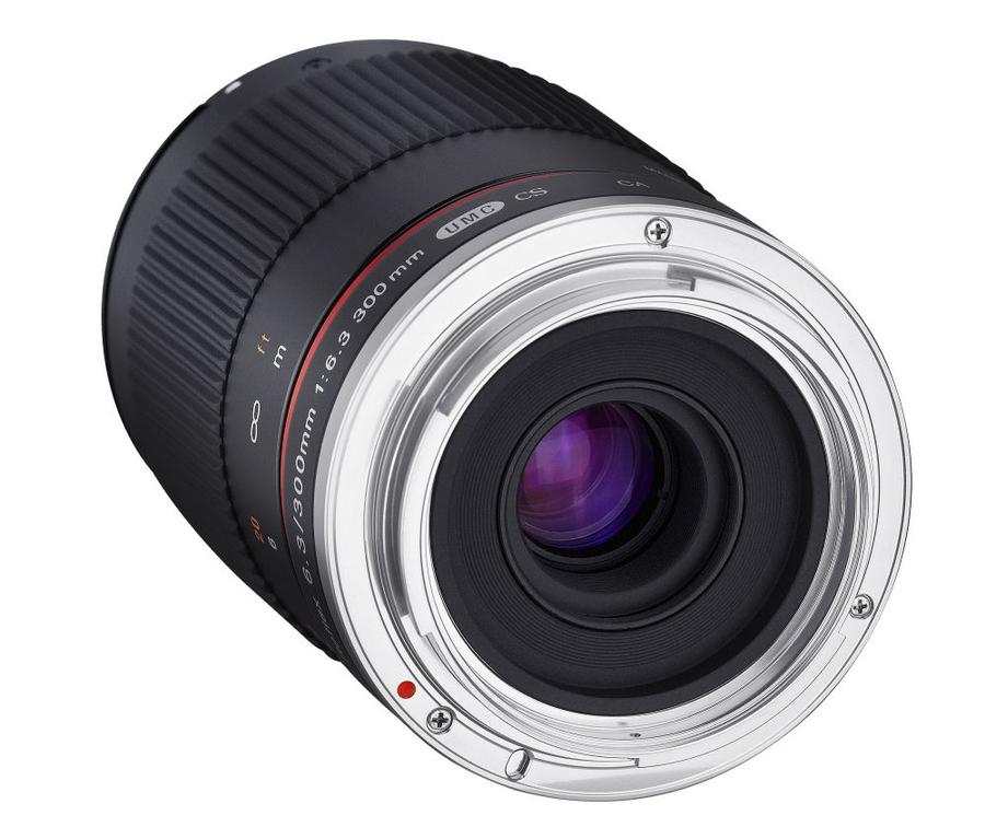 Объектив Samyang Fujifilm X 35 mm T1.3 ED AS UMC CS