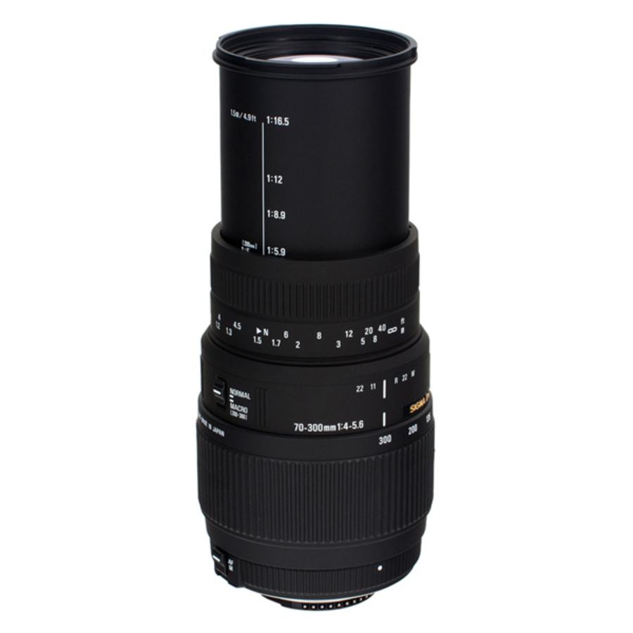 Объектив Canon EF 300 mm F/4 L IS USM