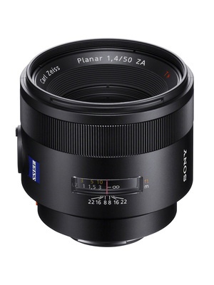 Sony Carl Zeiss Planar T* 50mm f/1.4 ZA SSM