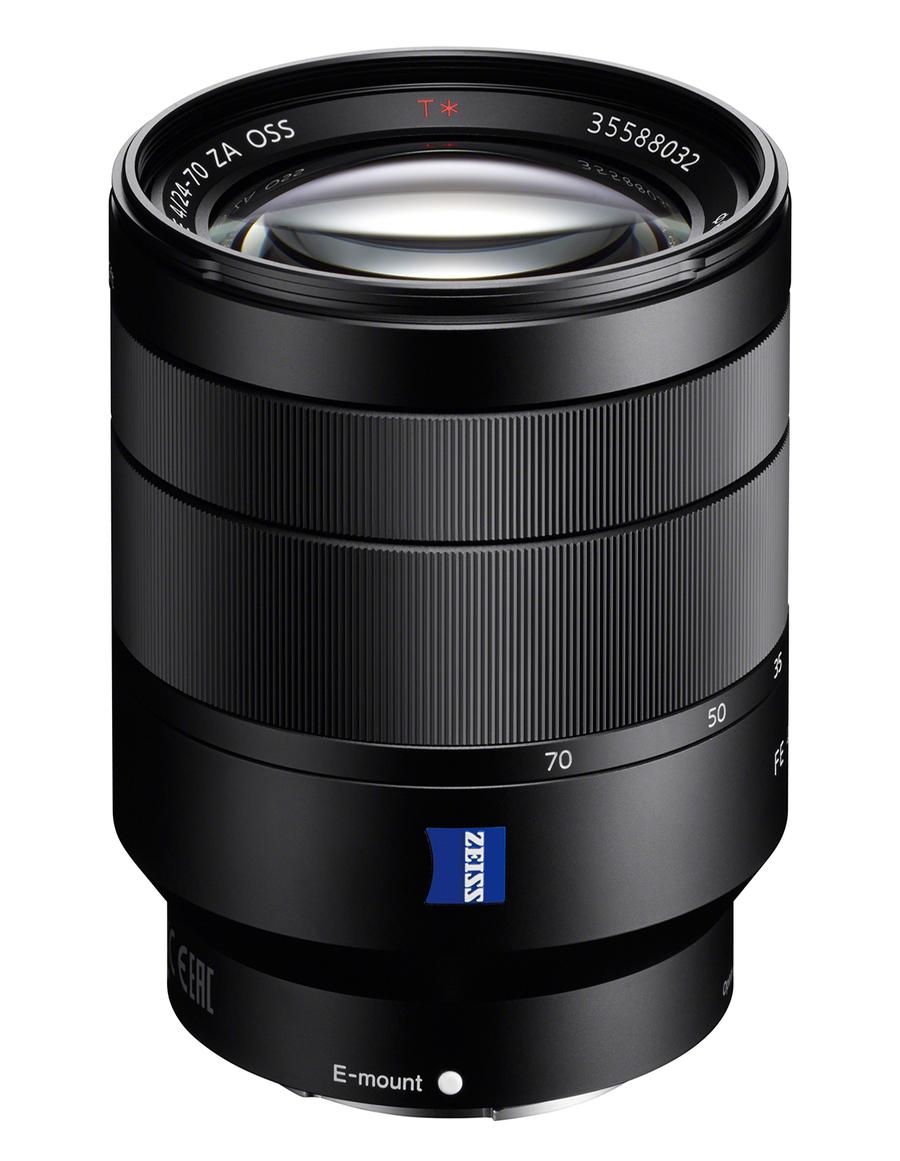 Sony Carl Zeiss Vario-Tessar T* FE 24-70 mm f/4 ZA OSS