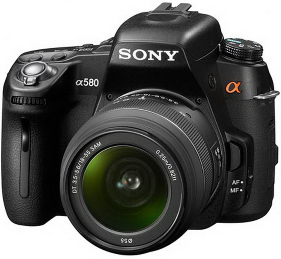 Инструкция к фотоаппарату sony а580