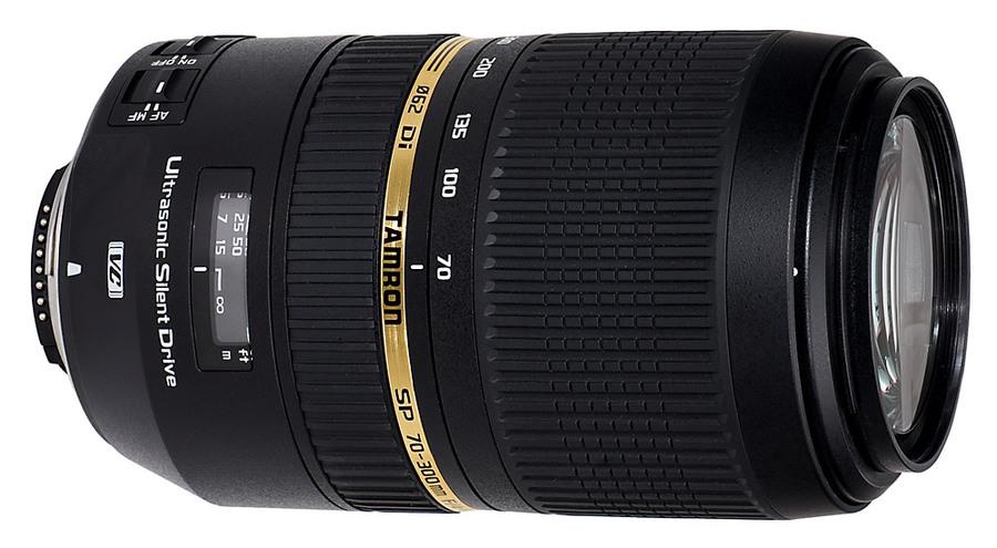 Tamron SP 70 300mm F 4 56 Di VC USD Nikon F
