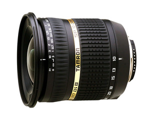 Tamron SP AF10–24 mm F/3,5–4,5 DI II LD Aspherical (IF) Sony A