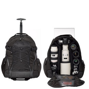 Tenba Shootout Large Rolling Backpack