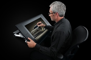 Планшет Wacom Cintiq 24HD Touch