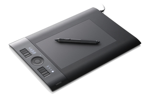 Wacom Intuos4 Medium